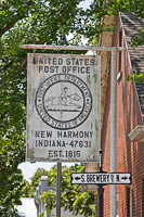 New Harmony Indiana